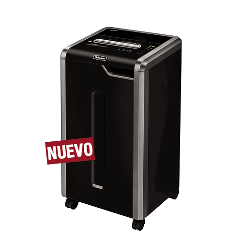Destructora Fellowes 325i, corte en tiras