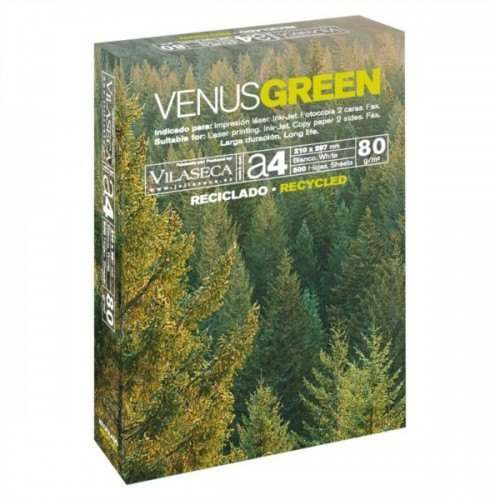 VENUS GREEN RECICLADO A4