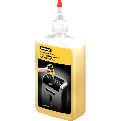 Aceite para cuchillas de destructoras Fellowes 355ml