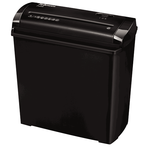 Destructora Fellowes P-25S corte en tiras