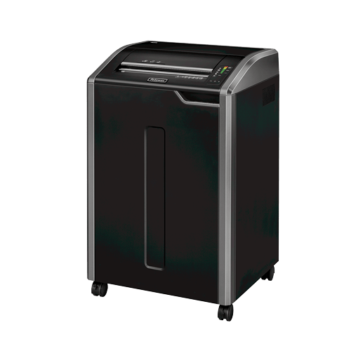 Destructora Fellowes 485i, corte en tiras