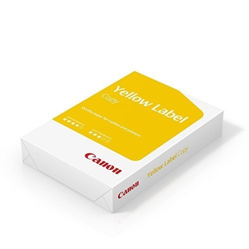 CANON YELOW LABEL A4